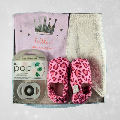 Baby Girl Princess Baby Gift Box