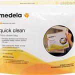 Medela sterilizing bags