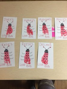 Valentine Craft for Kids Love Bug