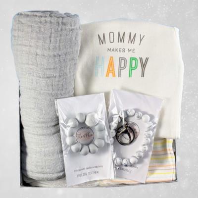 Keychain Mom Baby Shower Gift