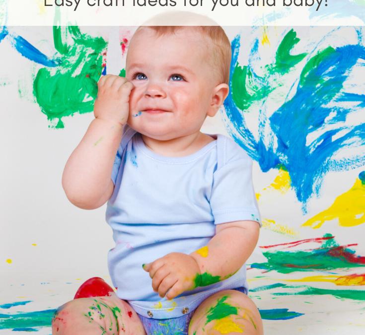 Baby's First Valentine Craft Ideas
