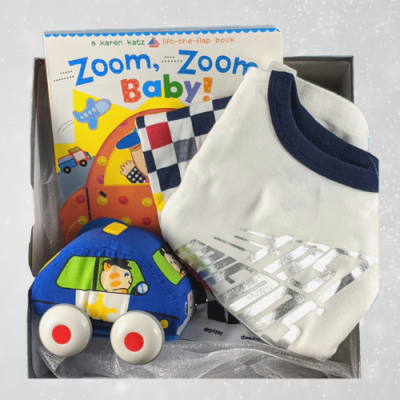Cars Baby Boy Gift Set
