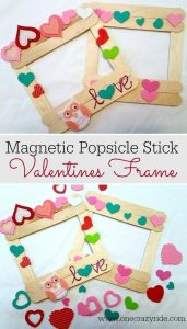Valentine Picture Frame