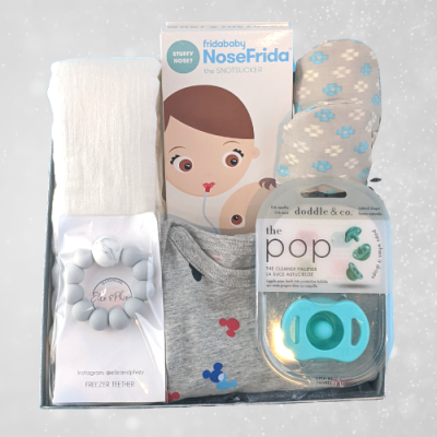 Gender Neutral Gift Set for Baby