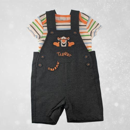 Tigger Baby Boy Short Set