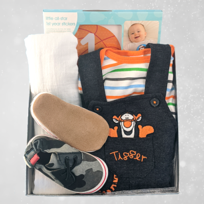 Baby Boy Boxed Set Robeez Shoes