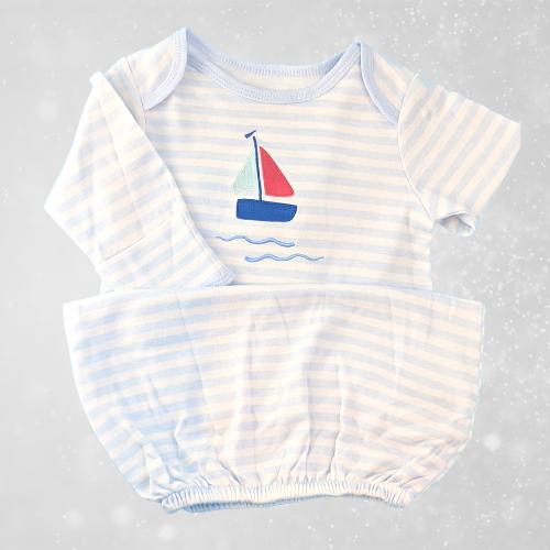 Baby Box Sleep Sack Sailboat