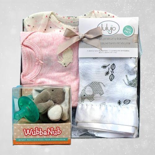 Baby Girl Gift Unique Elephant