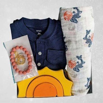 Baby boy gift unique