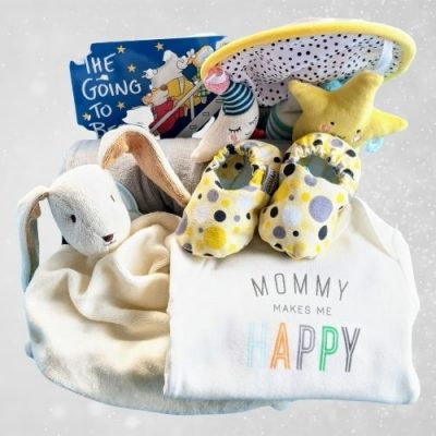 Baby Gift Baby Book Lovey