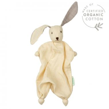 Tino-Organic-Muslin-Cream Bunny