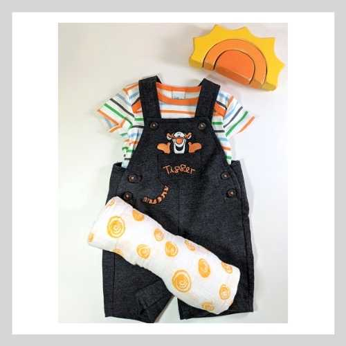 Disney baby boy outfit