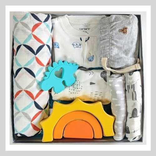 Newborn Baby Gift Box_Sunshine