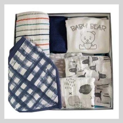 Baby Box Newborn Gift Set