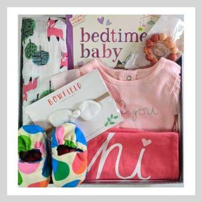 Newborn Girl Pink Gift